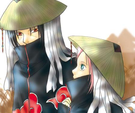 Itachi+and+sakura+pictures