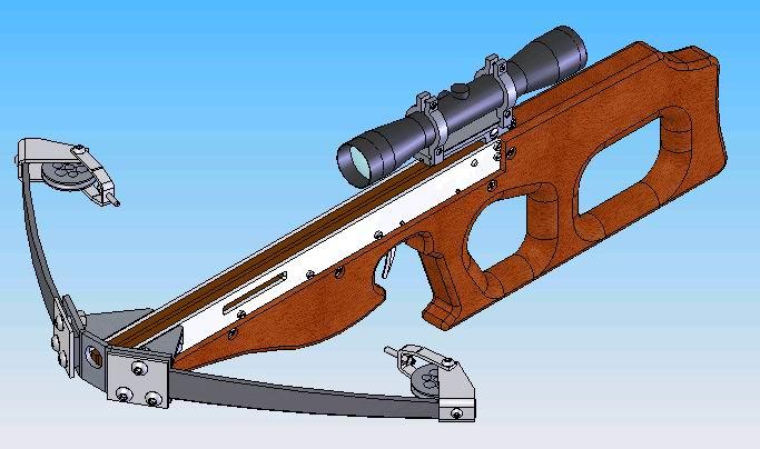 ...этот вопрос интересует людей, которые увлеклись спортивной стрельбой и метательным оружием.