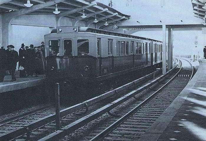 Москва - Метрополитен - 4 Филёвская линия; Москва - Метрополитен - Подвижной состав - В.
