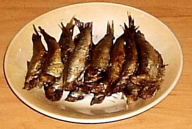 шпроты в домашних условиях рецепт из речной рыбы в домашних условиях