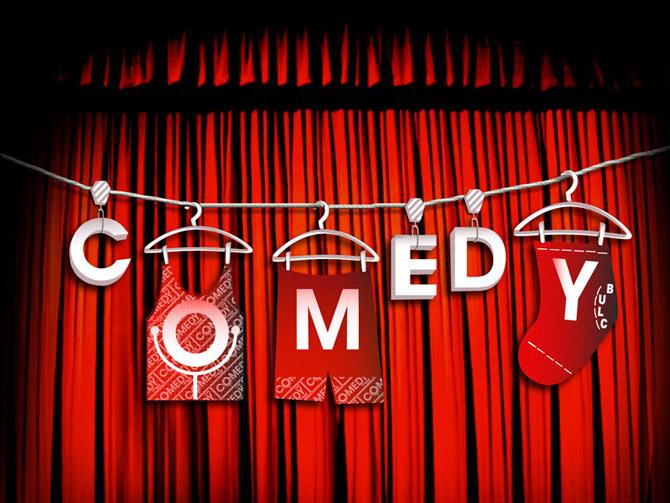 Comedy Club и Comedy Баттл.