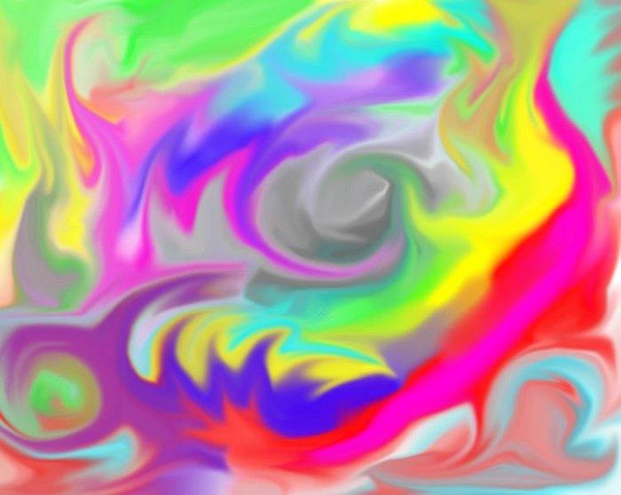 Влияние цвета на себя круг сварога