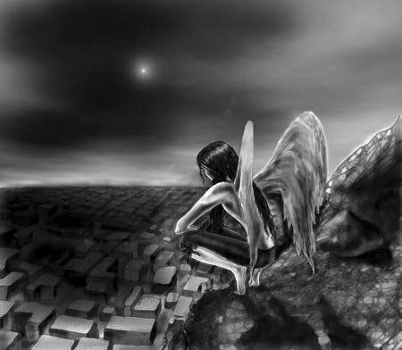 Ангел Сумашествия (450x392, 22Kb)