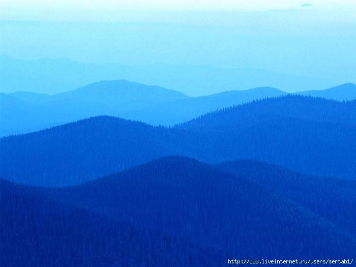 Голубые холмы (700x525, 50Kb)
