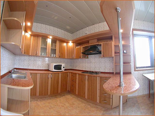 Своими руками дизайн кухни в частном доме 59
