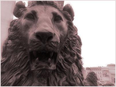 Львы на Кропоткинской