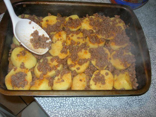 блюда из фарша рецепты с фото простые