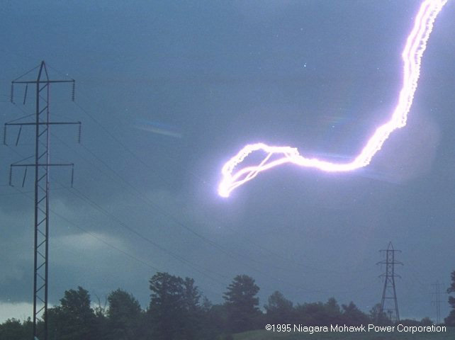Шаровая молния феномен природного