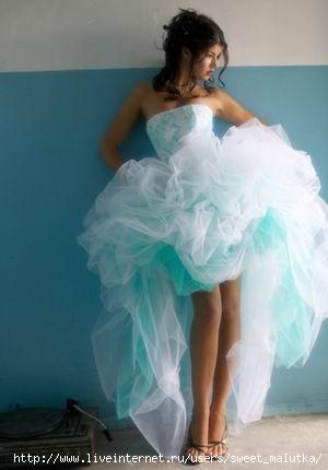 Необычные Свадебные Платья Для Молодых