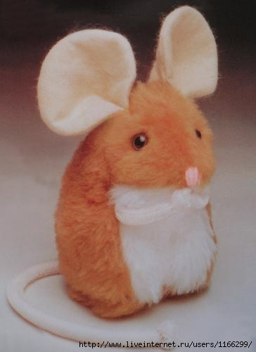 Жила-была мышка Мауси... 18007051_mouse