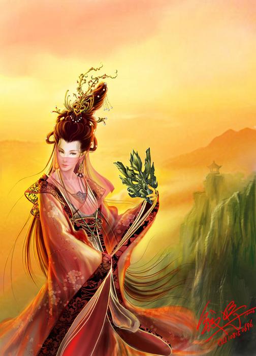 Huangxi (504x699, 342Kb)