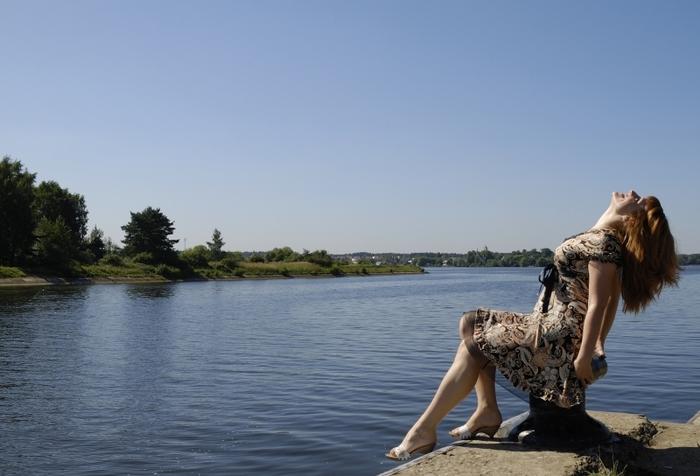 Клязьменское водохранилище 1
