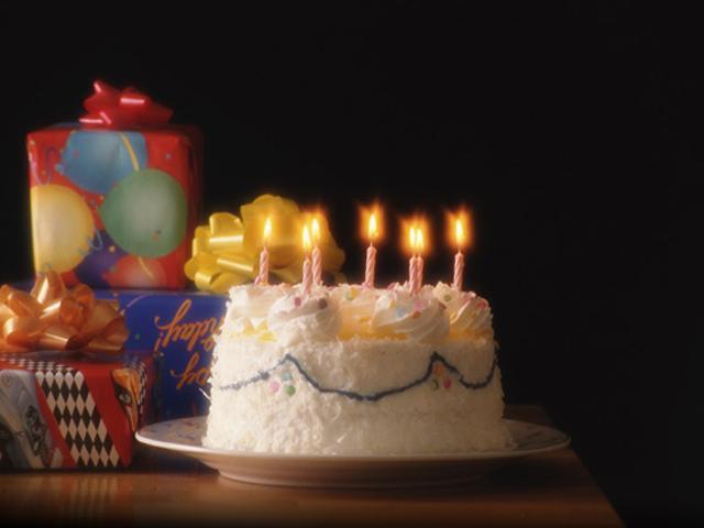Торты на день рождения 9
