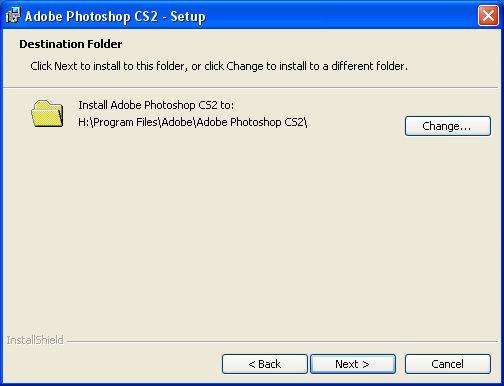 Crack photoshop cs2 9.0 - скачать программуСкачать photoshop 9 cs2 r