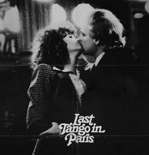 Ultimo tango a Parisi, 1972