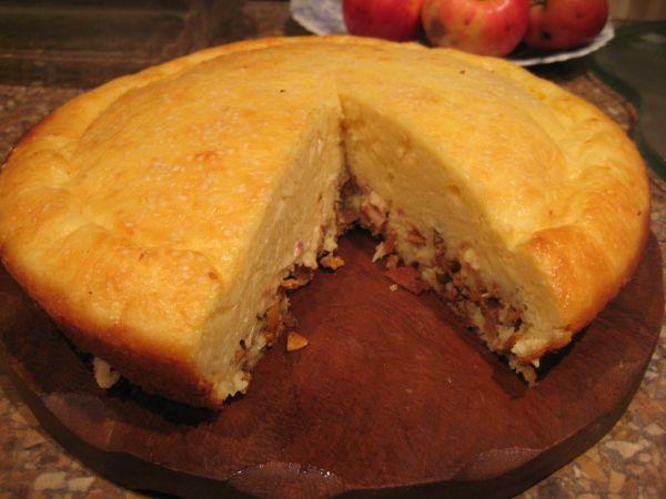 Как приготовить простые пироги
