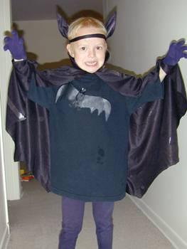Летучая мышь костюм своими руками