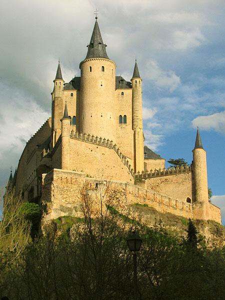 картинки замков: