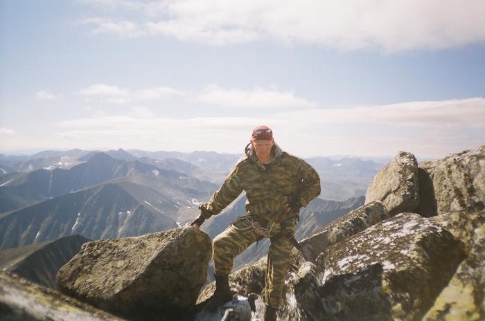 Самая высокая вершина Урала - гора Народная