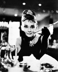 """Оригинал - Схема вышивки  """"Одри Хепберн """" - Схемы автора  """"palena29..."""