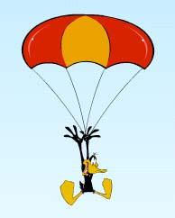 daffy_parachute1 (194x242, 10Kb)