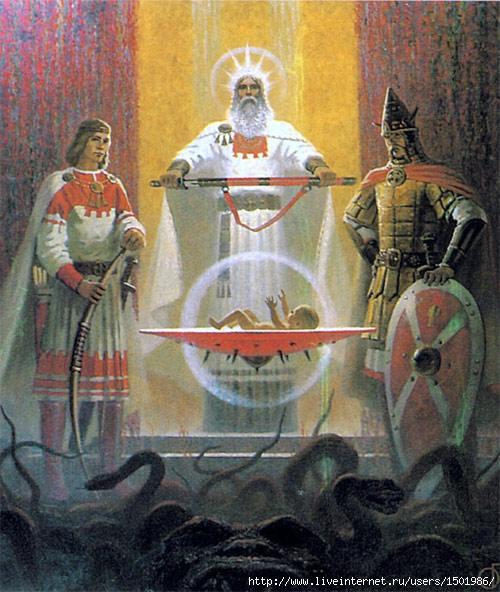 Лекцию о древних славянских боевых братствах прочет Михаил Серяков - писате