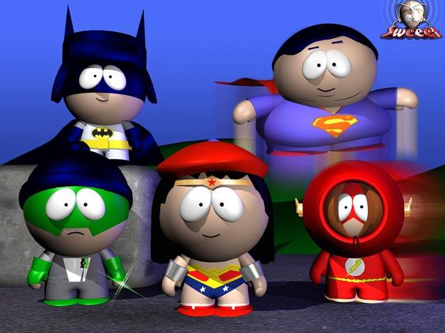 Супер Герои Мультик Онлайн