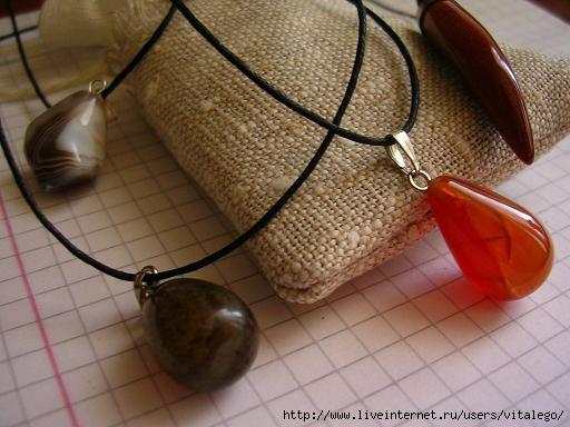 Как сделать камень талисманом