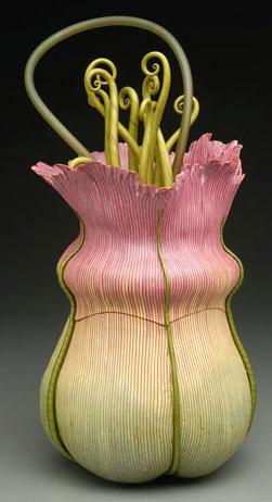 Эксклюзивные сумочки от Kathleen Dustin в виде овощей, цветов...