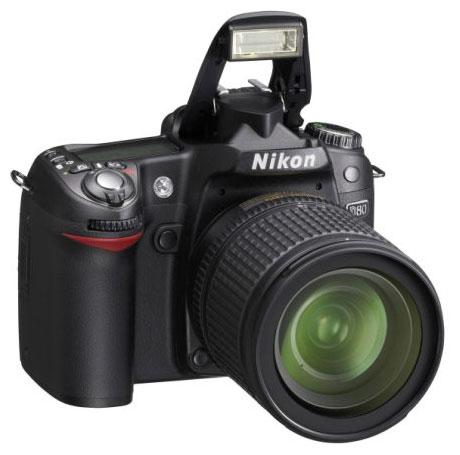 Nikon D80 kit 18-135