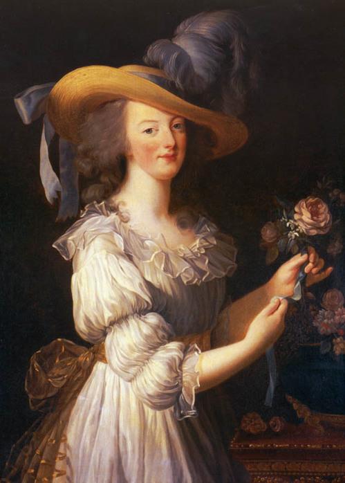 Мария Антуанетта родилась в 1755 году, и была любимой дочерью Марии...