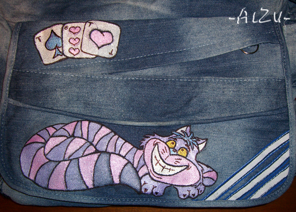 Рисунки на джинсах своими руками акрилом