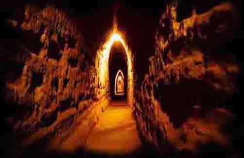 Археологи раскопали внутри пирамиды около десяти километров коридоров