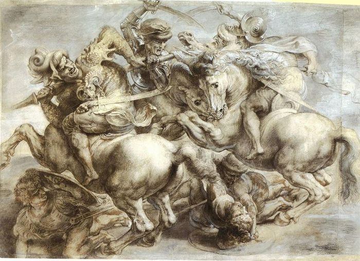 800px-Peter_Paul_Ruben%27s_copy_of_the_lost_Battle_of_Anghiari (700x509, ><br />