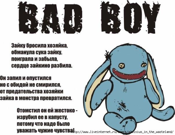 bad boy (604x466, 58Kb)