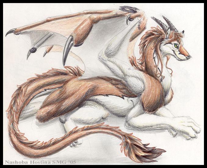 Фурри гибрид волка и змеи фото 348-866