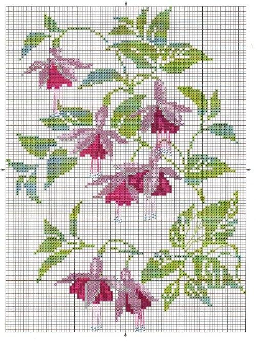 Схемы вышивок riolis stitchart