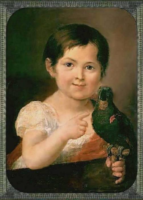 Художник В.А.Тропинин.Детский портрет ...: hstars.ru/site/1194348278-xudozhnik-v.a.tropinin.detskij-portret.html