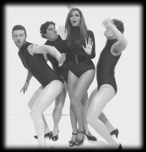 Beyonce & Timberlake - SNL Skit
