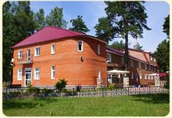 Дракино,гостиница Икар