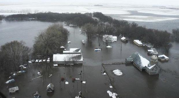 Наводнения в Фарго