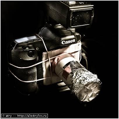 Pinhole бомжекамера