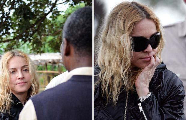 Мадонне отказали в усыновлении