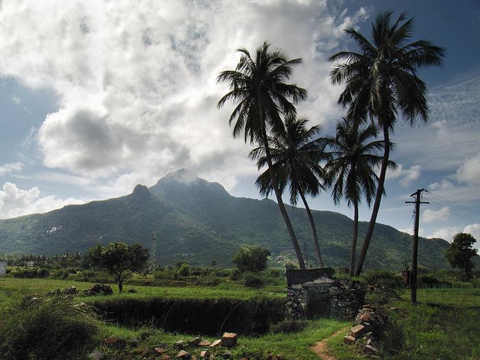 Индия гора Аруначала