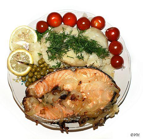Як приготувати уху і всякі там рибні страви. Рецепти  ухи з риби.