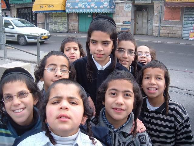 Еврейские дети фото.