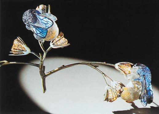 Rene Jules Lalique (1860-1945) Украшения. 60153