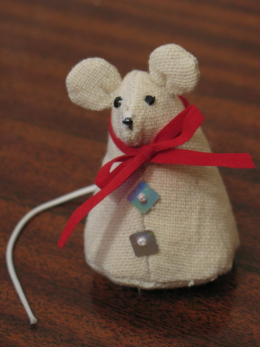 Сумка мышь своими руками