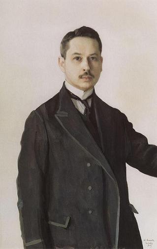 Сомов Автопортрет 1909  сжим (319x504, 15Kb)