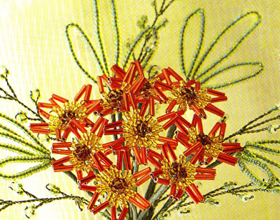 Скачать схемы бисероплетения цветов - Делаем фенечки своими руками.